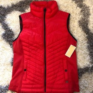 Michael Kors Red Vest